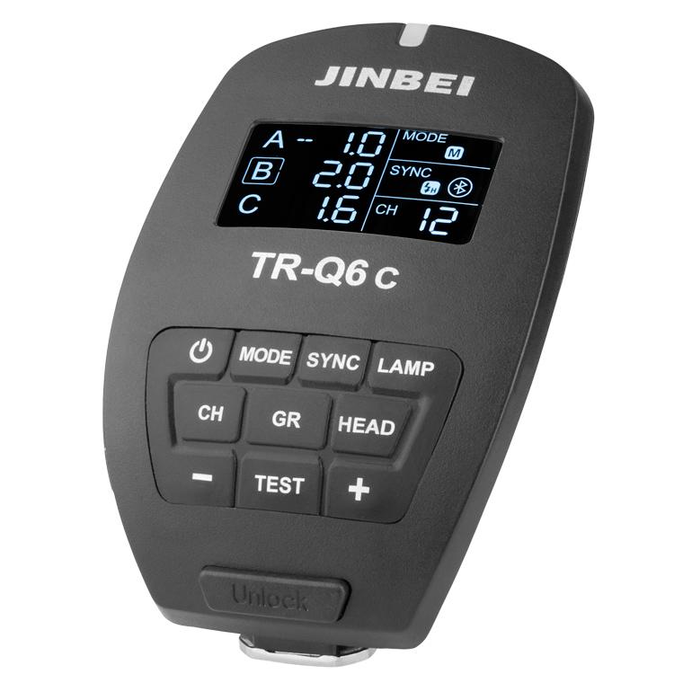 Wyzwalacz radiowy Jinbei TR-Q6 do Canon